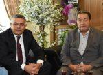 Milletvekili Fendoğlu'ndan MTSO'ya ziyaret