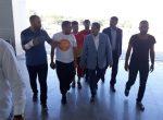MHP'li Fendoğlu'ndan, yaralanan taraftarlara ziyaret