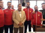 MHP'li Fendoğlu'ndan, Yeni Malatyaspor kampına ziyaret