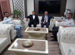 Fendoğlu'ndan, Emniyet Müdürü Urhal'a ziyaret